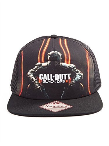 Call of Duty Ops 3 Logo Cap