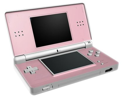 Wrapstar Pink Graphic Skin for DS Lite (Nintendo DS)