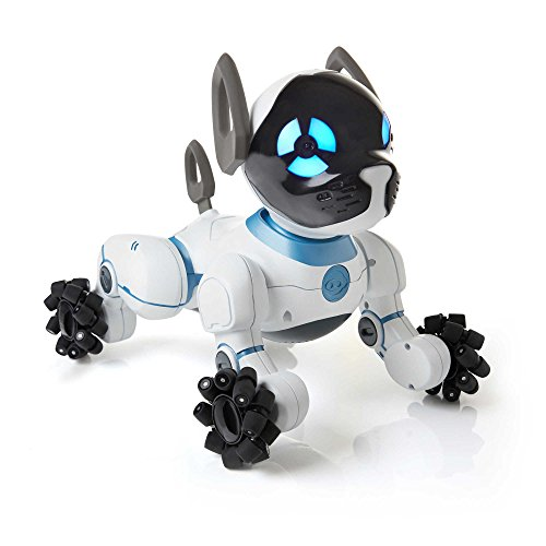 CHiP Your New Plastic Electronics Best Friend Lovable Robot Dog (Techno The Robotic Puppy compare prices)
