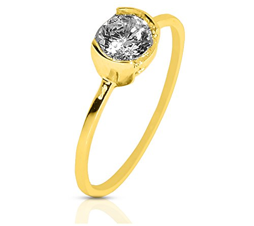 his-her-silber-92ct-925-diamant-ring-mit-gelbgold-uberzug-05-ct-diamant-gh-pk-1-peter