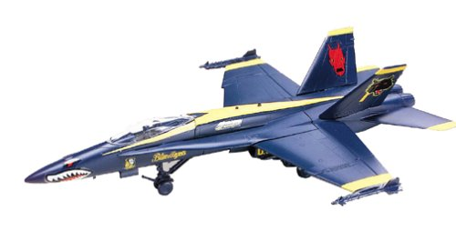 Revell SnapTite F-18 Blue Angels Plastic Model Kit (Blue Angels Model compare prices)