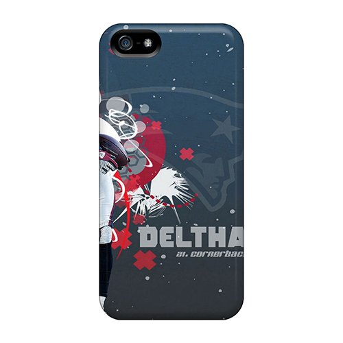 $$  KLDOTSA New England Patriots Hard Plastic Iphone 5/5s Case Back Cover,hot Iphone 5/5s Case At Perfect Diy
