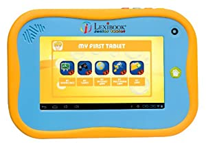 Amazon.com : Lexibook Junior Tablet : Electronic Learning Aid Notepad