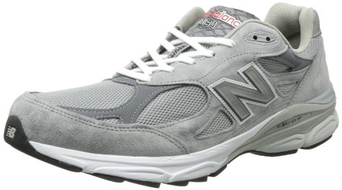 New Balance Men'S 990V3 Running Shoe,Grey,9.5 4E Us