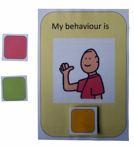 Autism Supplies And Developments PECS Behaviour Board - 1