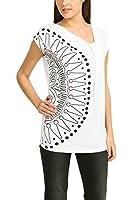tee shirt desigual ts_black and white blanc