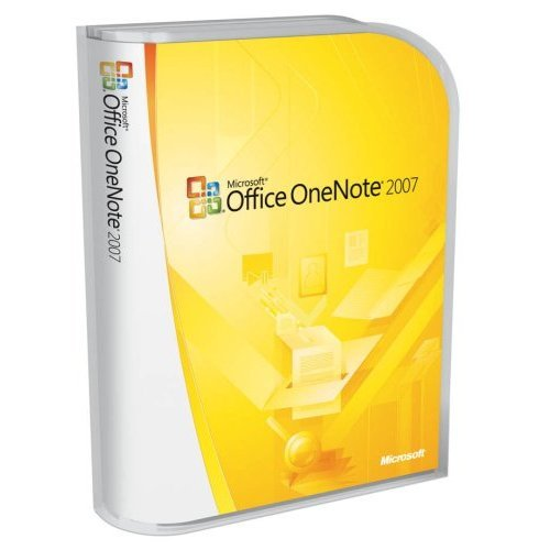 Microsoft Onenote 2007 - Old Version