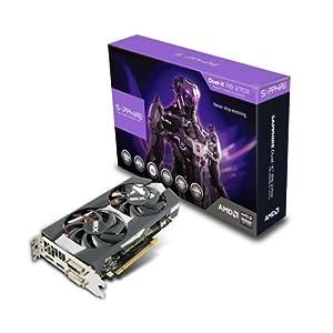 Sapphire Radeon R9 270X 2GB GDDR5 DVI-I/DVI-D/HDMI/DP Dual-X with Boost and OC Version PCI-Express Graphics Card 11217-01-20G by SAPPHIRE