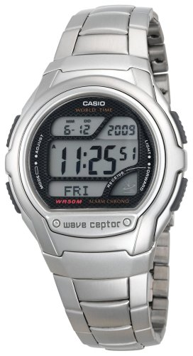 Casio Men's Waveceptor Atomic Sport Watch #WV58DA-1AV