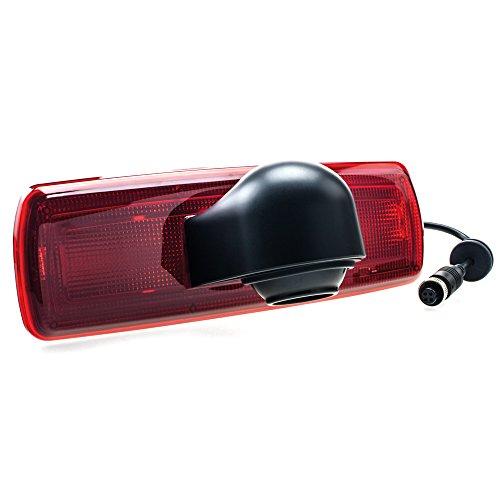 Rckfahrkamera-in-3-Bremsleuchte-inkl-15m-Kabel-fr-Renault-Trafic-Opel-Vivaro-Nissan-Primastar-ab-2014