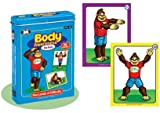 Picture Of <h1>Yogarilla Body Awareness Card Deck &#8211; Super Duper Educational Learning Toy for Kids</h1>