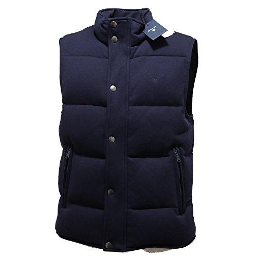 0733N giubbotto GANT senza maniche jacket sleeveless man [M]