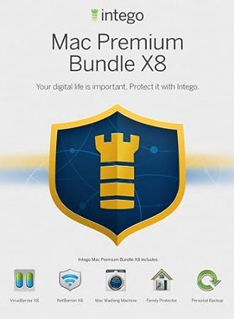Intego Mac Premium Bundle X8 [Download]