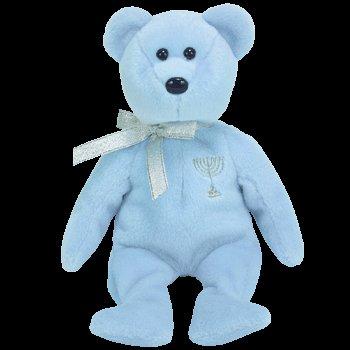 Ty Beanie Baby - Happy Hanukkah bear