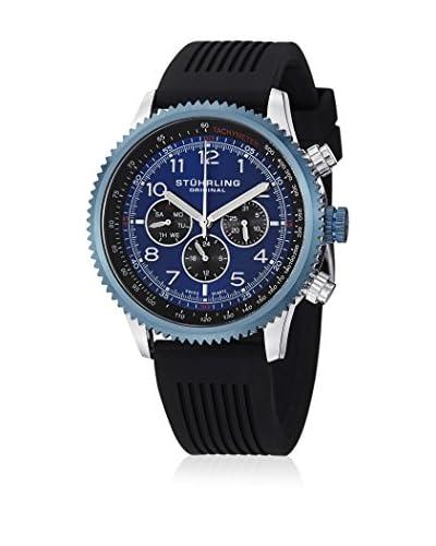 Stührling Original Reloj con movimiento cuarzo suizo Man Concorso Silhouette Sport 45 mm