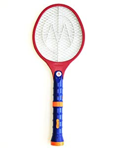 LED Flashlight Electric Bug Fly Mosquito Zapper Swatter Killer Control (Colors May Vary)