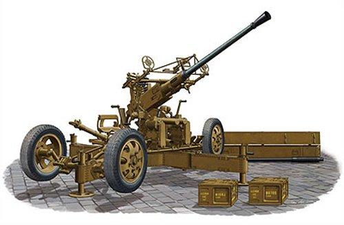 1/35 イギリス・ボフォース40ミリ対空砲英軍タイプ CB35111