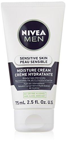 Nivea for Men Sensitive, Extra Soothing Lotion for Sensitive Skin