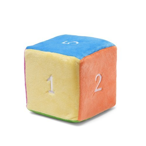"Gund Brights Colorfun 5"" Block - 1"