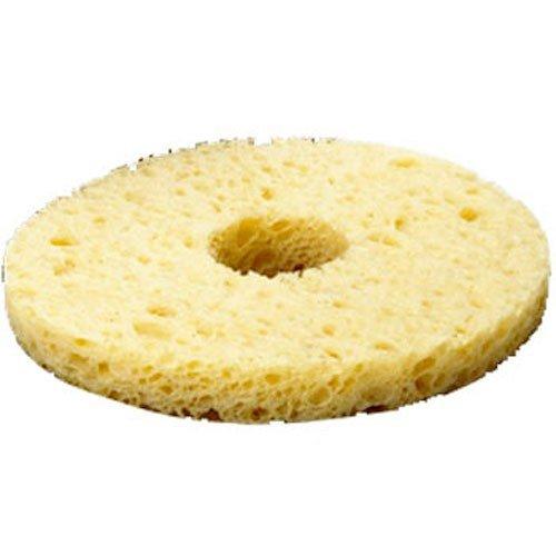 Ok International Ac-Ys4 Sponge Pkg/10 Metcal Round With Hole