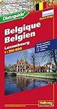 Belgique / Luxembourg. 1/250 000