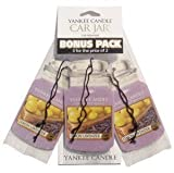 Yankee Candle Car Jar Lemon Lavender Air Fresheners 1137673