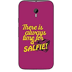 Skin4gadgets THERE IS ALWAYS TIME FOR SALFIE! Phone Skin for MOTOROLA MOTO G3