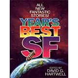 Year's Best SF (Year's Best Science Fiction Book 1) ~ David G. Hartwell