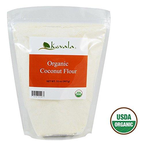 Kevala-Organic-Coconut-Flour-2-Lb-Unsweetened