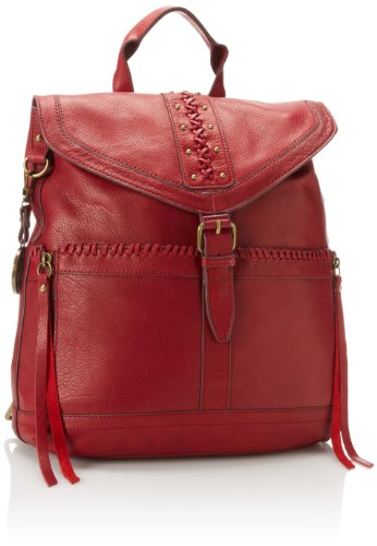 B00DZLKI1W Lucky Brand Carlyle Backpack,Wine,One Size