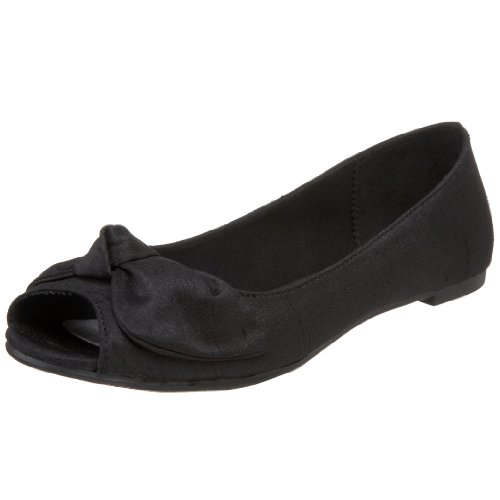Rocket Dog Women's Madella Ballet Flat,Black,8.5 M US
