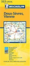 Deux-Sevres/Vienne (Michelin Local Maps)