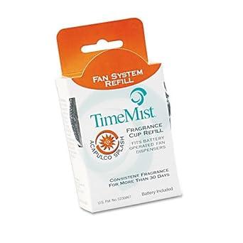 TimeMist 304607TM Acapulco Splash World Of Fragrance Refill NonMetered Air Freshener (Case of 12)