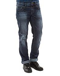 Mavango Tough Blue Jeans For Men