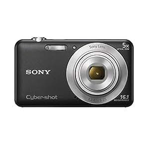 Sony DSC-W710B.CE3 Appareil Photo Numérique 16 Mpix 5x Noir