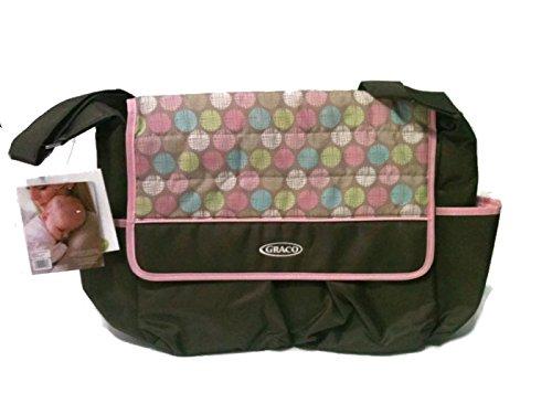 Messenger Diaper Bag - 1