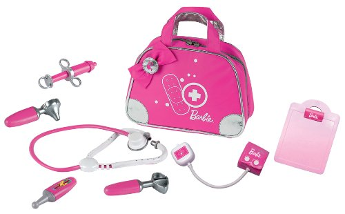 Theo Klein 4454 – Barbie Doktortasche, Stoff kaufen
