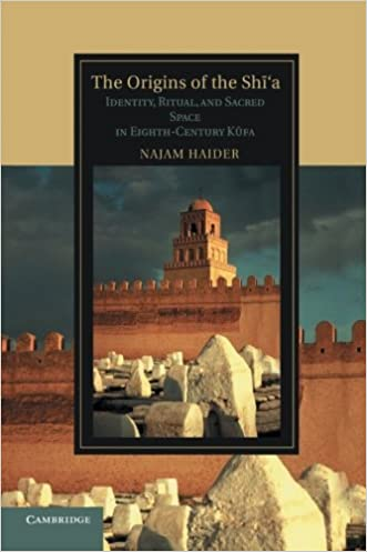 The Origins of the Sh?'a: Identity, Ritual, and Sacred Space in Eighth-Century K?fa (Cambridge Studies in Islamic Civilization)
