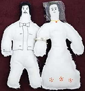Marriage Voodoo Doll Set