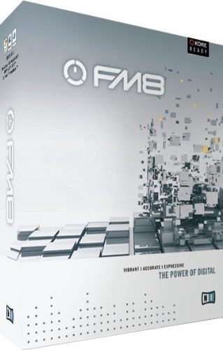Native Instruments FM8 Upgrade from FM7
