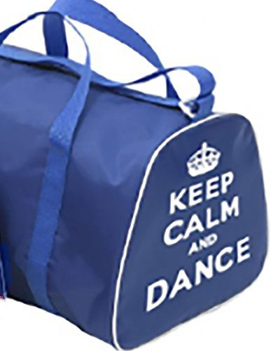 Keep Calm And Dance Borsone per ballerina