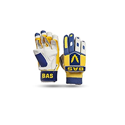 Bas Vampire Gold Batting Gloves, Full Size