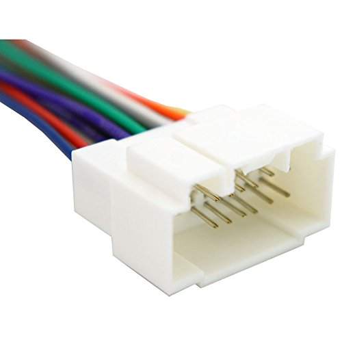 41RA0F35TCL._SL512_ swh 924 wire harness su6 radio antenna adapter wiring wiring  at bayanpartner.co