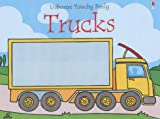 Fiona Watt Trucks (Touchy-Feely Board Books)