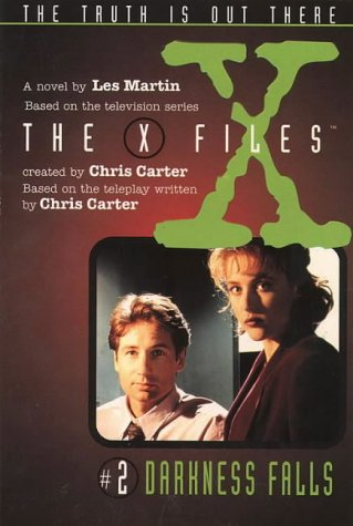 Darkness Falls (X-Files (Juvenile)), Les Martin