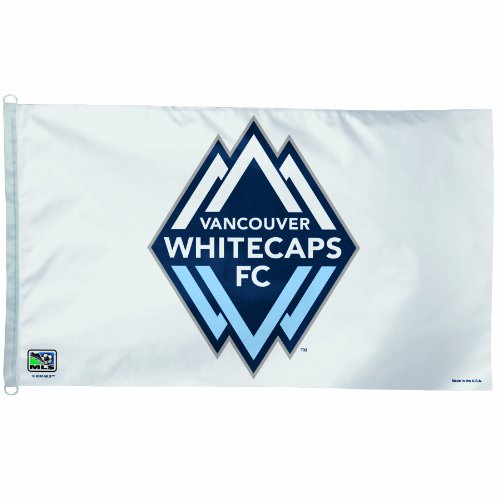 MLS Vancouver Whitecaps 3-by-5 Foot Flag