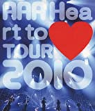 AAA Heart to(黒色ハート記号)TOUR 2010 (Blu-ray Disc2枚組)