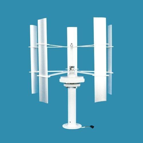 ALEKO? WGV15 15 ワット 垂直軸風力発電風力タービン
