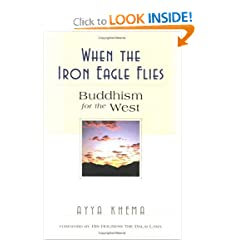 When the Iron Eagle Flies: Buddhism for the West