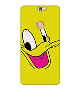 Happoz Coolpad Max Cases Back Cover Mobile Pouches Shell Hard Plastic Graphic Armour Premium Printed Designer Cartoon Girl 3D Funky Fancy Slim Graffiti Imported Cute Colurful Stylish Boys D380